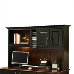 Beaumont Lane Hutch in Burnished Cherry