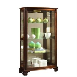 Beaumont Lane Curio Cabinet