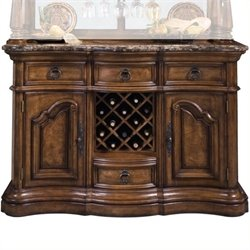 Beaumont Lane Sideboard in Dark Wood