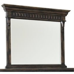 Beaumont Lane Mirror in Black