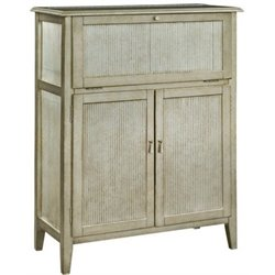 Beaumont Lane Home Bar Cabinet in Franco