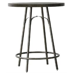 Beaumont Lane Pub Table in Copper