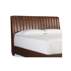 MER-1395 Beaumont Lane Headboard in Walnut