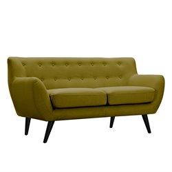 223306 Ida Loveseat in Avocado Green