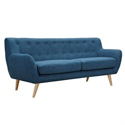 223317 Ida Sofa in Stone Blue
