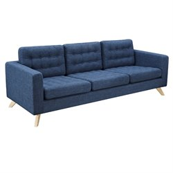 224453 Mina Sofa in Stone Blue