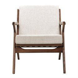 224476 Zain Chair in Oatmeal Gray