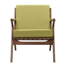 224477 Zain Chair in Avocado Green