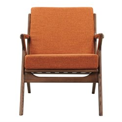 224478 Zain Chair in Retro Orange