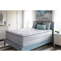 Sealy Brand Villa Hills Plush Low Profile Set