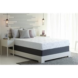 Optimum by Sealy Posturepedic Destiny Firm Low Profile Set