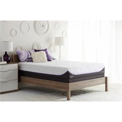 Optimum by Sealy Posturepedic Inspiration Plush Low Profile Set