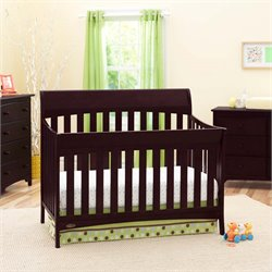 Graco Rory 5-in-1 Convertible Crib