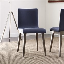 Tommy Hilfiger Mankato Dining Chair in Denim Blue (Set of 2)