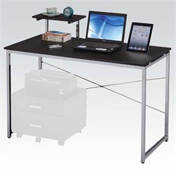 Scranton and Co Computer Desk in Black