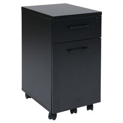 MER-1133 Mobile File Cabinet with Hidden Drawer