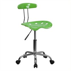 Scranton & Co Computer Task Office Chair in Lime
