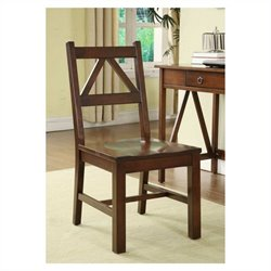 Hawthorne Collection Dining Chair in Antique Tobacco