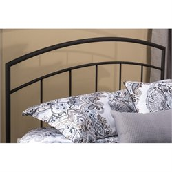 MER-1183 Julien Headboard in Textured Black (2)