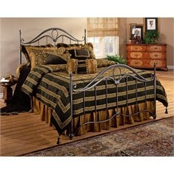 MER-1183 Kendall Poster Bed in Bronze