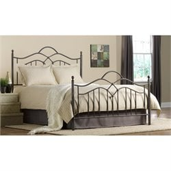 MER-1183 Oklahoma Poster Bed in Bronze