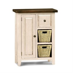 Hawthorne Collections Accent Chest in Country White