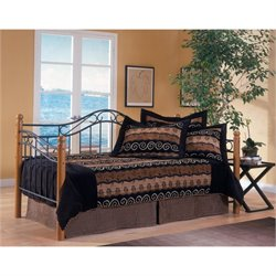 Hawthorne Collections Daybed in Medium Oak