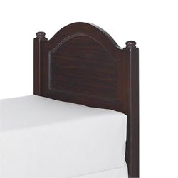 MER-1183 Bermuda Wood Shutter Twin Headboard