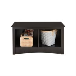 MER-1183 2 Cubby Bedroom Bench