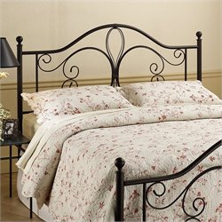 MER-1183 Spindle Headboard in Brown