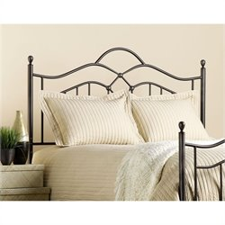 MER-1183 Metal Headboard in Bronze