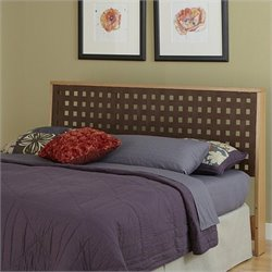 MER-1183 Slat Headboard in Blonde