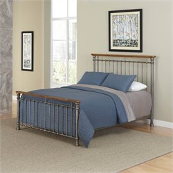 MER-1183 Metal Spindle Bed 1