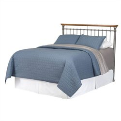 MER-1183 Spindle Headboard in Gray