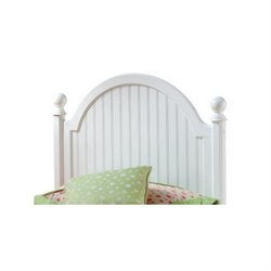 MER-1183 Panel Headboard in Off White