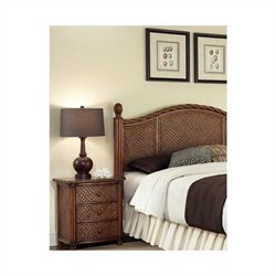 MER-1183 Headboard and Night Stand Set