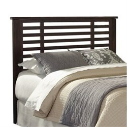 MER-1183 Slat Headboard in Chestnut