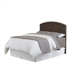 MER-1183 Panel Headboard in Espresso