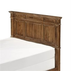 MER-1183 Panel Headboard in Natural