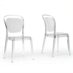 Atlin Designs Dining Chair (Set of 2)