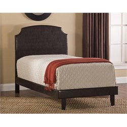 Merch-1188 Atlin Designs Upholstered Bed in Brown-ABC