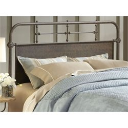 Merch-1188 Atlin Designs Spindle Headboard in Old Dust-SP