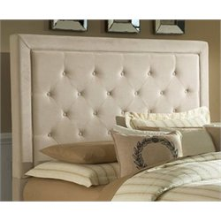 Merch-1188 Atlin Designs Tufted Panal Headboard in Buckwheat-FJ
