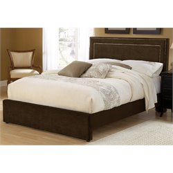 Merch-1188 Atlin Designs Bed in Chocolate-AG