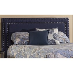 Merch-1188 Atlin Designs Upholstered Panel Headboard in Navy