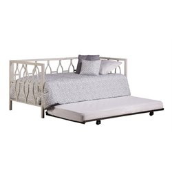 Merch-1188 Atlin Designs Daybed in Textured White