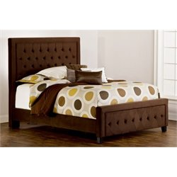Merch-1188 Upholstered Panel Bed-QD
