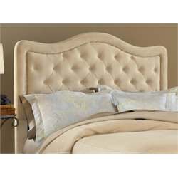 Merch-1188 Atlin Designs Panel Headboard in Beige-AP