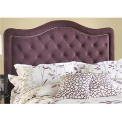 Merch-1188 Atlin Designs Upholstered Tufted Headboard in Purple