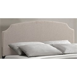 Merch-1188 Atlin Designs Panel Headboard in Ivory-CB